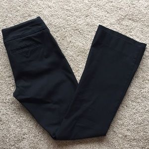 The Limited exact stretch black dress pants